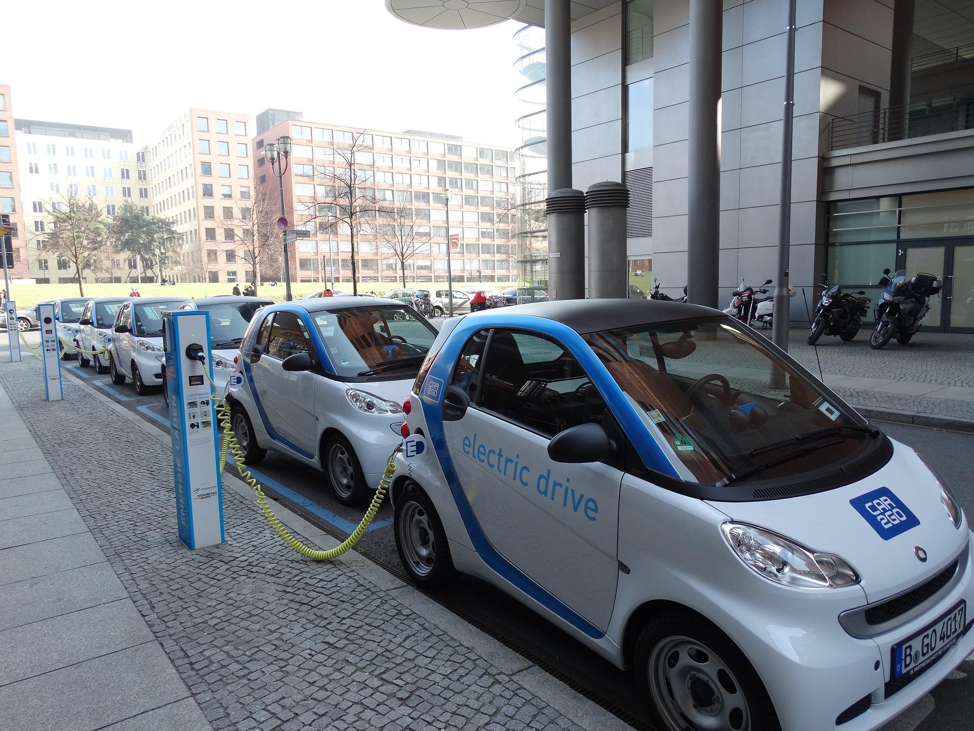 Elektromobilität Wien