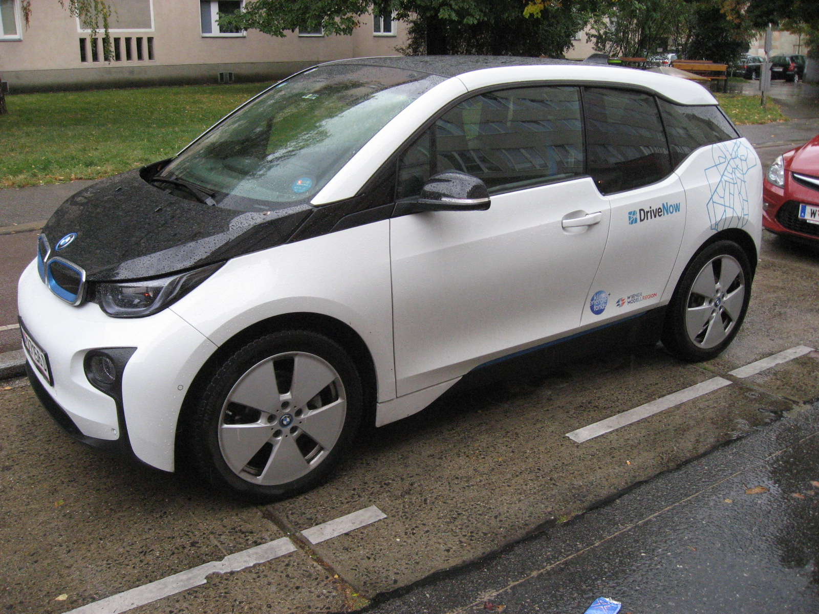 E-Auto in Wien im Mobilitäts-Vergleich | E-Mobilität in Wien