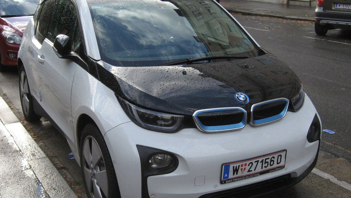 Bild E-Auto BMW i3
