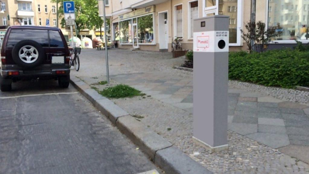 Beispiel öffentliche Ladestationen