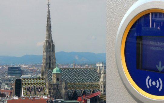 Ladesäulen in Wien