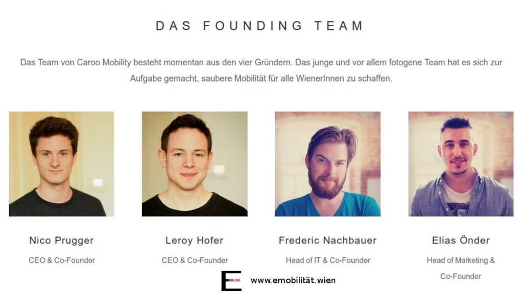 Die Co-Founder Caroo Mobility